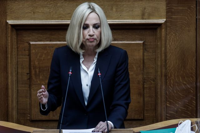 Γεννηματά: Ο Αντρέας Παπανδρέου και το ΠΑΣΟΚ παραμένουν βαθιά στην καρδιά του λαού | tovima.gr
