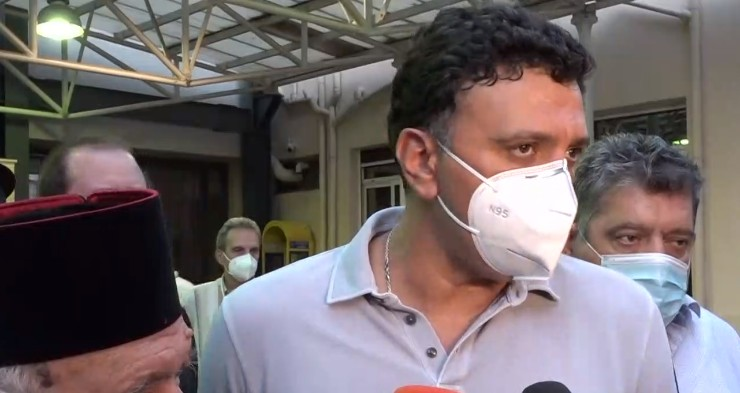 Μονή Πετράκη: Στο Λαϊκό ο Κικίλιας – Τι είπε για την κατάσταση της υγείας των μητροπολιτών   tovima.gr