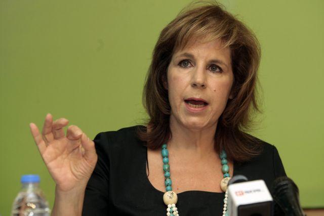 Παραιτήθηκε η Εύη Χριστοφιλοπούλου από το ΙΝΣΟΣΙΑΛ του ΚΙΝΑΛ | tovima.gr