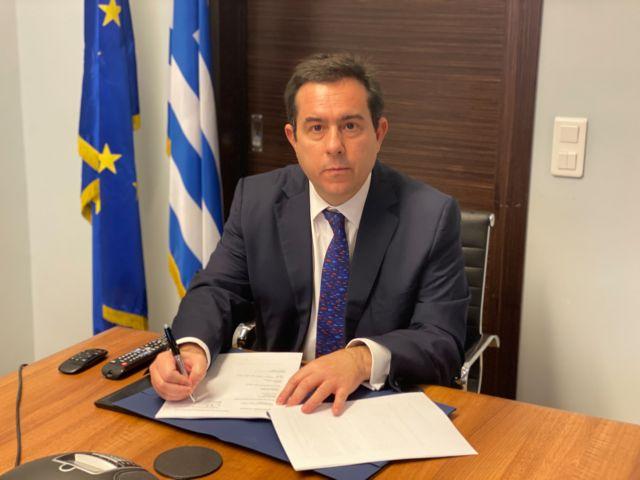 Μηταράκης για Προσφυγικό:Τα ελληνικά νησιά δεν θα ξαναγίνουν «αποθήκες ψυχών» | tovima.gr