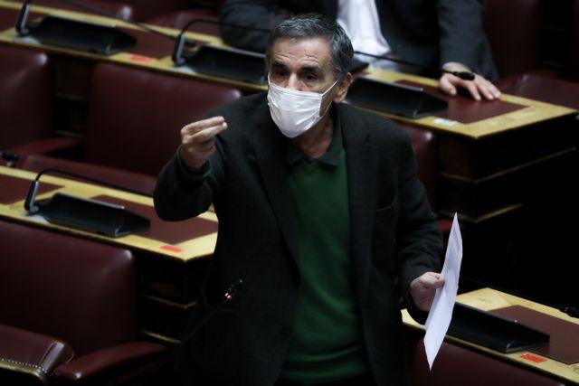 Τσακαλώτος: Μη χρεώνετε στον ΣΥΡΙΖΑ τις θέσεις Πολάκη για το εμβόλιο   tovima.gr