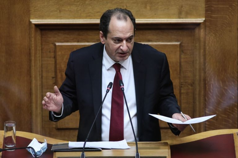 Σπίρτζης: Να σταματήσει η κυβέρνηση να χρησιμοποιεί την ΕΛ.ΑΣ για πολιτικές και επικοινωνιακές σκοπιμότητες | tovima.gr