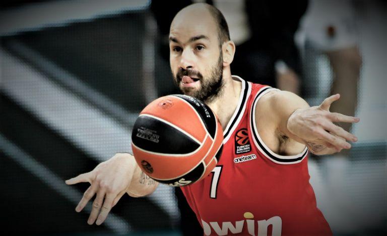 Τέλος ο Σπανούλης από τον Ολυμπιακό – Σταματάει το μπάσκετ | tovima.gr
