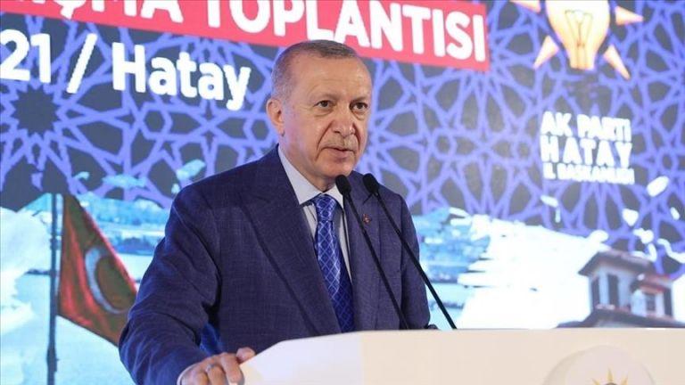 Ερντογάν: Νέα «γκάφα» σχετικά με το εμβόλιο κατά του κορωνοϊού   tovima.gr