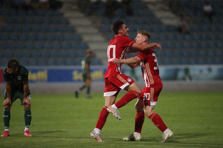 Ολυμπιακός – Κράσνονταρ 1-0: Ο Σουρλής φορούσε… αδιάβροχο   tovima.gr