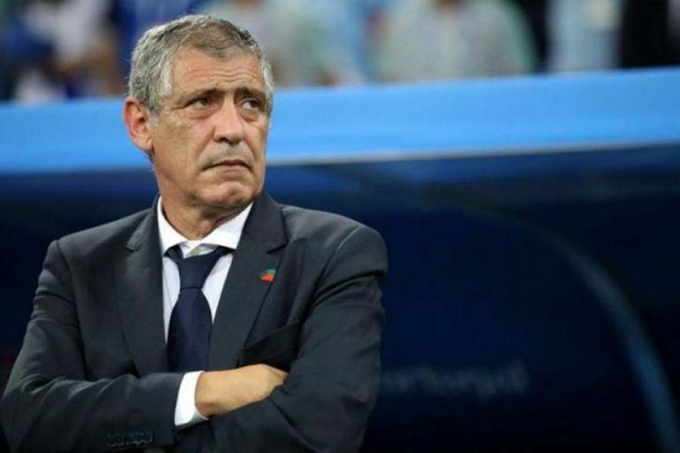 Σάντος: «Οι ποδοσφαιριστές έκλαιγαν στα αποδυτήρια για τον αποκλεισμό από το Βέλγιο»   tovima.gr