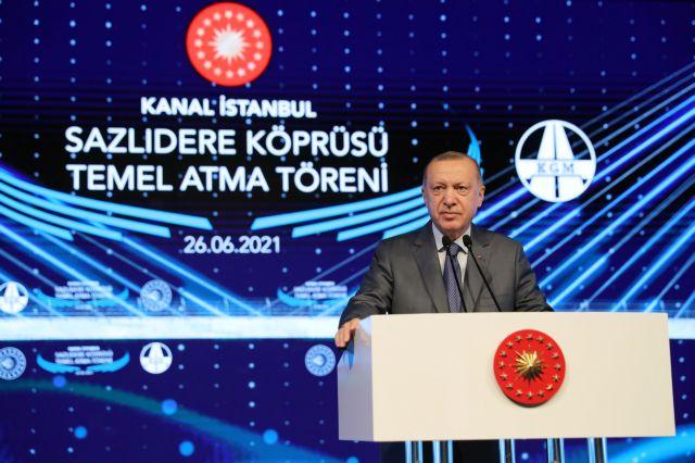 Τουρκία: Ο Ερντογάν θυμήθηκε τον… Μωάμεθ τον Πορθητή και την κατάκτηση της Κωνσταντινούπολης   tovima.gr