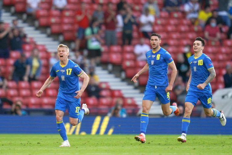 Μυθική πρόκριση των Ουκρανών με γκολ στο 121′ | tovima.gr