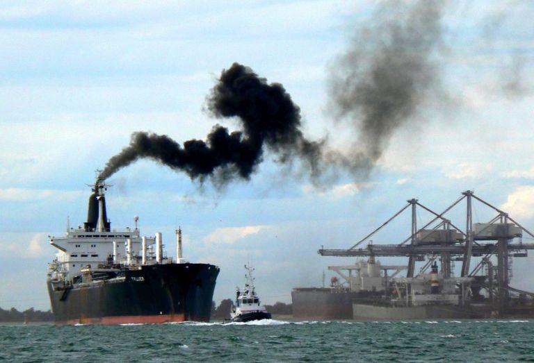 Κλιματική αλλαγή: Και οι εκπομπές της ναυτιλίας στην αγορά άνθρακα της ΕΕ   tovima.gr
