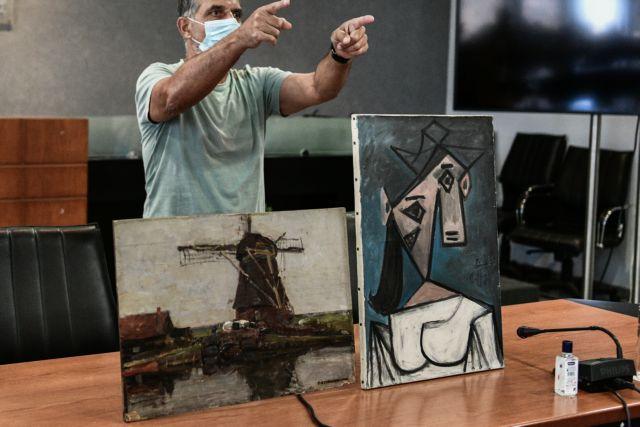 Εθνική Πινακοθήκη: «Ήθελε τα έργα για να τα απολαμβάνει ο ίδιος» | tovima.gr