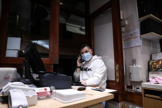 Σκέρτσος: Με εφαρμογή η είσοδος εμβολιασμένων στα καταστήματα | tovima.gr
