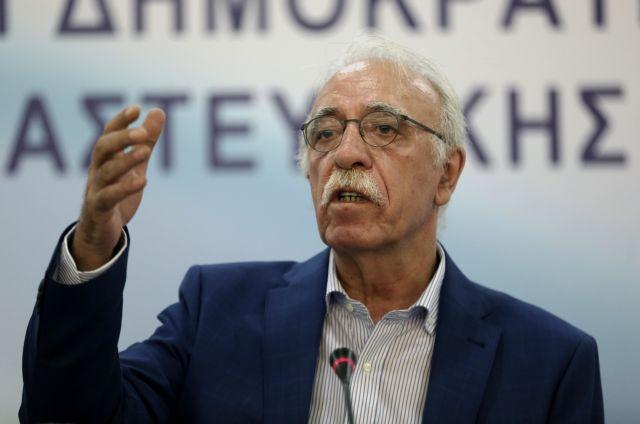 Βίτσας: Ο ΣΥΡΙΖΑ θα ζητήσει εκλογές όταν τελειώσει η πανδημία – Τι είπε για Πολάκη και εμβόλιο   tovima.gr