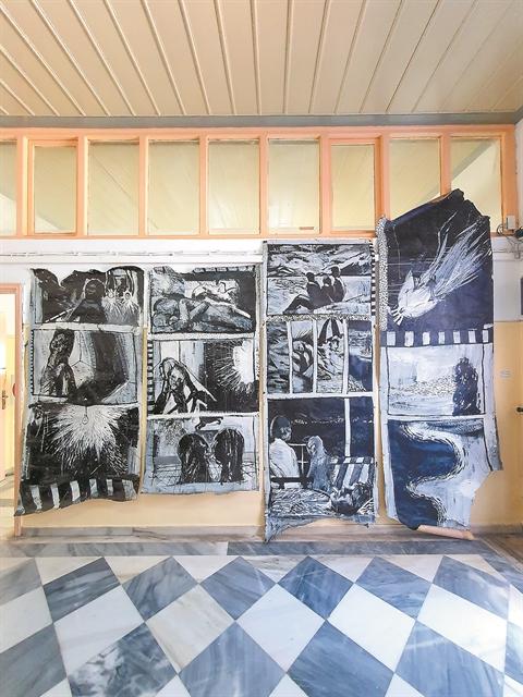 To «κρυφόσχολειό»της τέχνηςστην Υδρα | tovima.gr