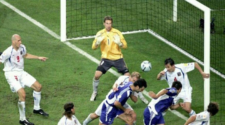 1η Ιουλίου 2004: Όταν ο Δέλλας έστελνε την Ελλάδα στον τελικό του Euro | tovima.gr