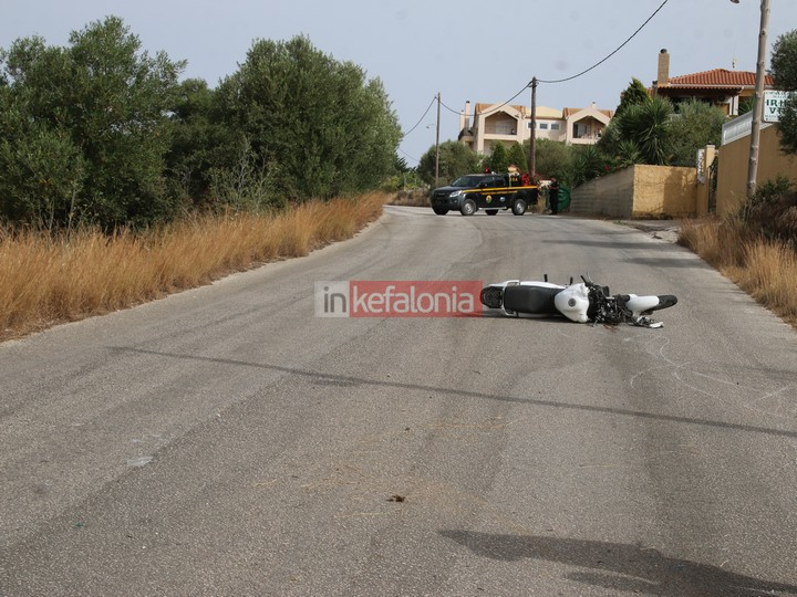 Κεφαλονιά: Τραγωδία στην άσφαλτο – Τροχαίο με τρεις νεκρούς | tovima.gr