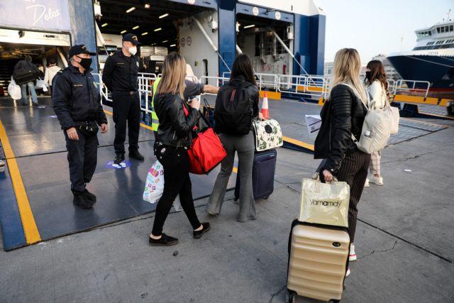 Μετακινήσεις στα νησιά: Τι αλλάζει από τις 5 Ιουλίου – Ολοι οι νέοι κανόνες | tovima.gr