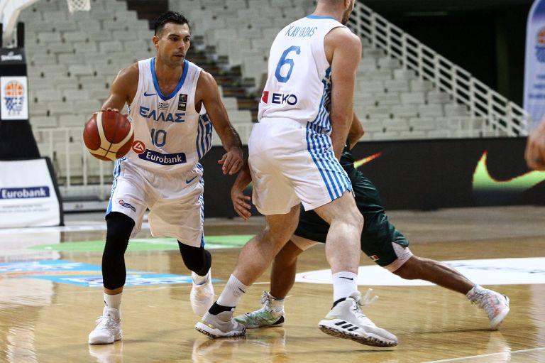 Σλούκας: «Κάναμε καλή δουλειά, σημαίνει πολλά το ματς με την Τουρκία» | tovima.gr