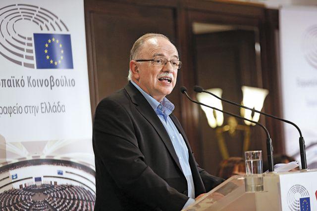 Αποχωρεί από την ενεργό πολιτική ο Παπαδημούλης – Τι λέει για ΣΥΡΙΖΑ και Τσίπρα | tovima.gr