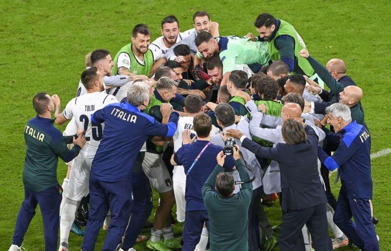 Euro: Η καταιγιστική Ιταλία και το… σημάδι για την Ισπανία   tovima.gr