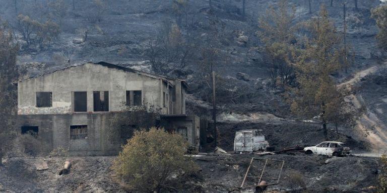 Κύπρος: Η πιο καταστροφική πυρκαγιά στην ιστορία της | tovima.gr