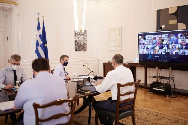 Μαξίμου: Μεταλλάξεις και αύξηση κρουσμάτων στη σύσκεψη της Δευτέρας – Ποια μέτρα είναι στο «τραπέζι»   tovima.gr