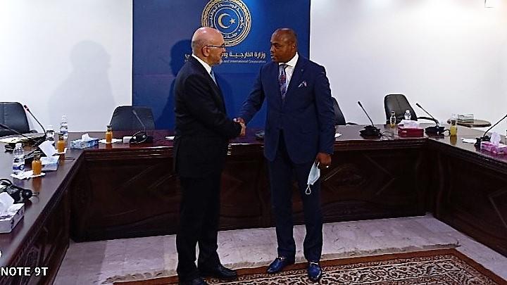 Αναπληρωτής πρωθυπουργός Λιβύης: Να υπάρξει νέο ξεκίνημα στις σχέσεις με την Ελλάδα | tovima.gr