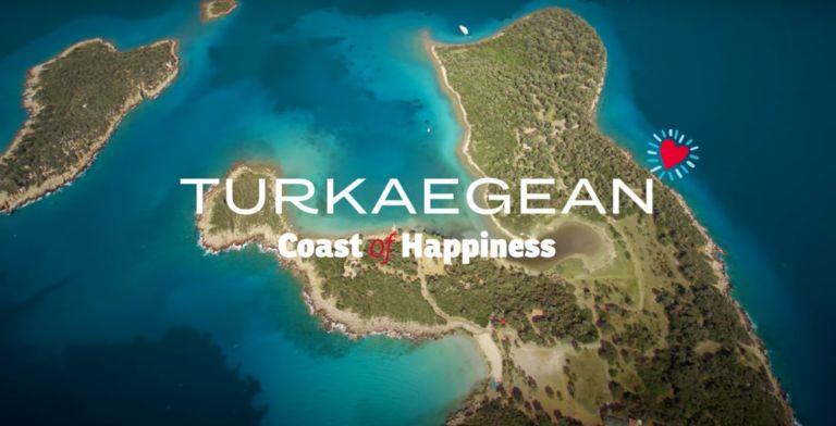 «Turkaegean»: Η Τουρκία «πουλάει» Αιγαίο στην τουριστική της καμπάνια   tovima.gr