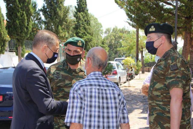 Προσφυγικό: Επίσκεψη Στεφανή στη Λέσβο – Συμμετείχε σε σύσκεψη   tovima.gr