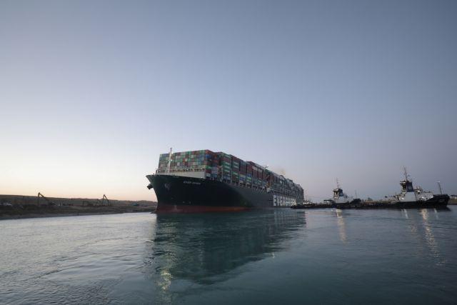 Αίγυπτος: Συμφωνία διώρυγας Σουέζ και πλοιοκτήτριας εταιρείας – «Ελεύθερο» το Ever Given   tovima.gr