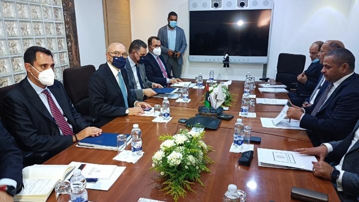 Μνημόνιο συνεργασίας μεταξύ Enterprise Greece και Λιβυκής Αρχής Επενδύσεων | tovima.gr