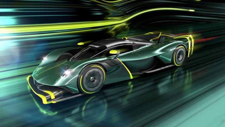 Aston Martin Valkyrie AMR Pro: Χωρίς κανόνες   tovima.gr