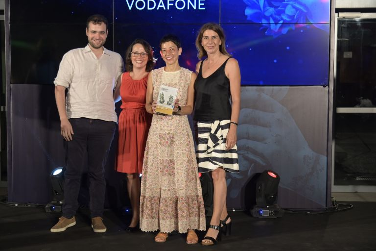 Για τρίτη συνεχή χρονιά, η Vodafone αναδείχθηκε CSR Corporate Brand   tovima.gr
