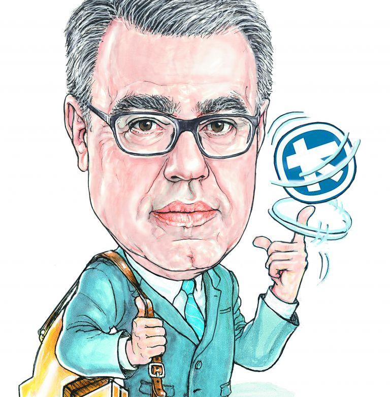 Βασίλης Ψάλτης: «Να περάσουμε από το καταναλωτικό πρότυπο στο παραγωγικό μοντέλο» | tovima.gr