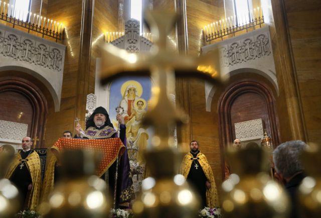 Κοροναϊός: «Αμαρτωλοί» για τη Ρωσική Ορθόδοξη Εκκλησία όσοι δεν εμβολιάζονται | tovima.gr
