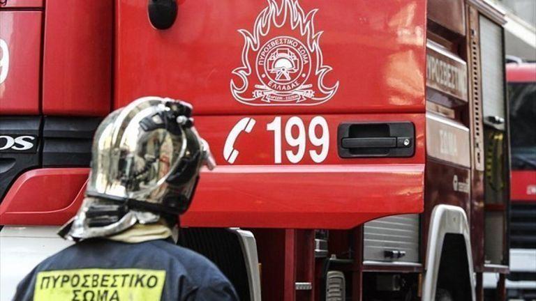 Φωτιά στον Κάλαμο – Καίγεται δασική έκταση | tovima.gr