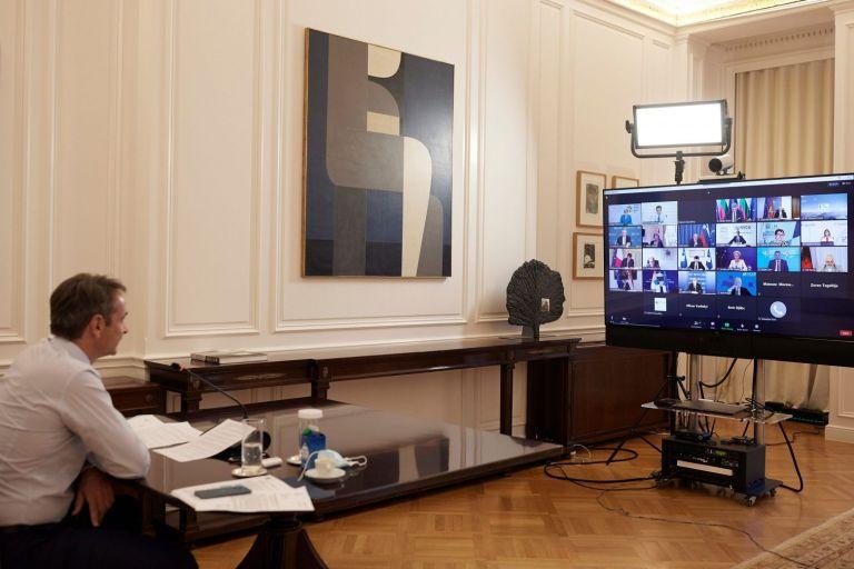 Μητσοτάκης στη Σύνοδο Κορυφής του Βερολίνου: Στρατηγική επιλογή της Ελλάδας η ευρωπαϊκή προοπτική των Δυτικών Βαλκανίων   tovima.gr