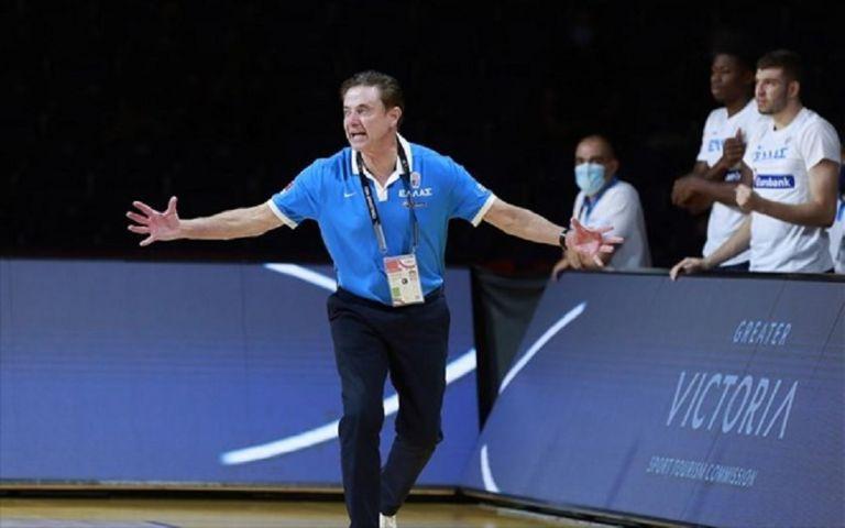 Ο αποχαιρετισμός του Ρικ Πιτίνο στην Εθνική ομάδα | tovima.gr