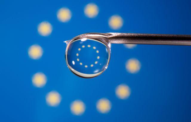 ΕΕ: Πλήρως εμβολιασμένο το 45% των ενηλίκων | tovima.gr