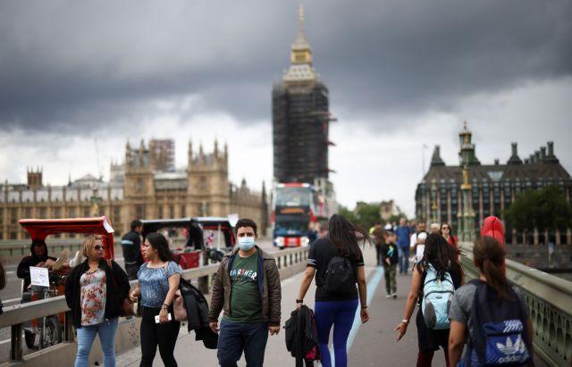 Βρετανία: Αριθμός – ρεκόρ νέων κρουσμάτων από τα τέλη Ιανουαρίου | tovima.gr