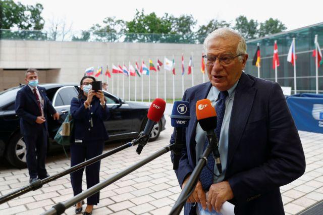 Μπορέλ για Τουρκία: Ανησυχούμε για τις διώξεις σε βάρος του HDP   tovima.gr