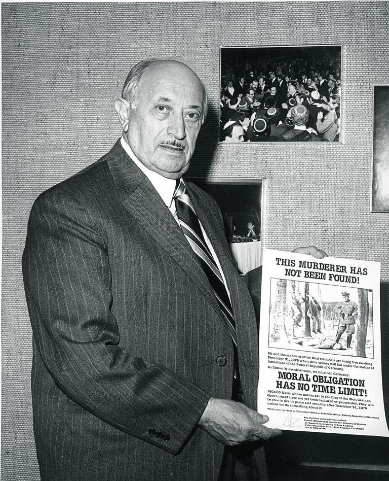 Σιμόν Βίζενταλ: Ο κυνηγός των Ναζί – Ανατριχιαστικές ιστορίες από τον επίμονο ερευνητή | tovima.gr