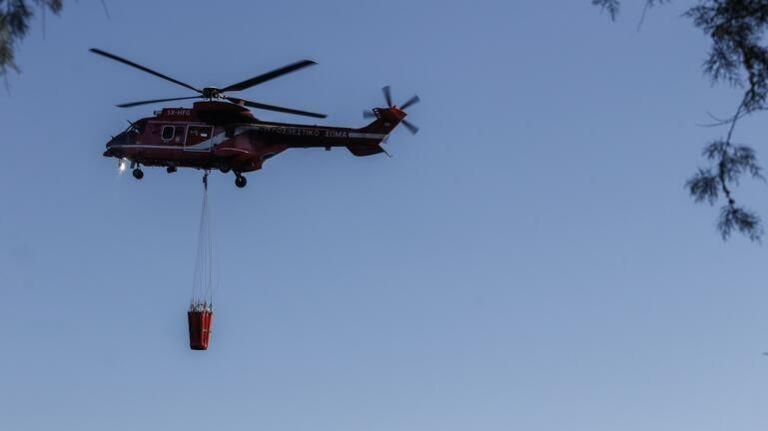 Φωτιά στο Ρέθυμνο: Προληπτική εκκένωση των παραλιών στην Πρέβελη | tovima.gr