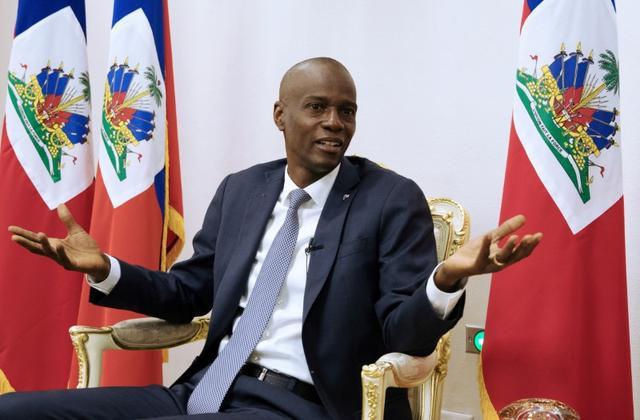 Αϊτή: Δολοφονήθηκε ο πρόεδρος της χώρας στην κατοικία του   tovima.gr