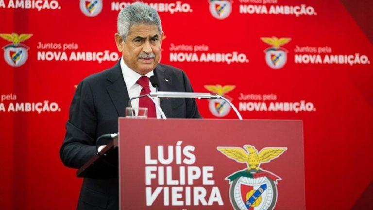 Σοκ στην Πορτογαλία: Συνελήφθη ο πρόεδρος της Μπενφίκα | tovima.gr