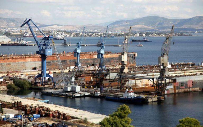 Ο εφοπλιστής Γιώργος Προκοπίου «κέρδισε» τα ναυπηγεία Σκαραμαγκά (ΕΝΑΕ) | tovima.gr