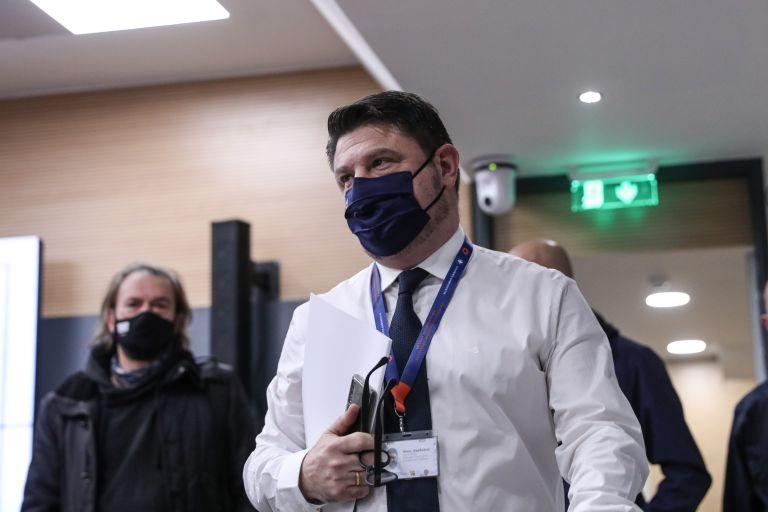 Έξαλλος ο Χαρδαλιάς για το δημοσίευμα περί μη ελέγχου σε παίκτες της Φενέρμπαχτσε | tovima.gr