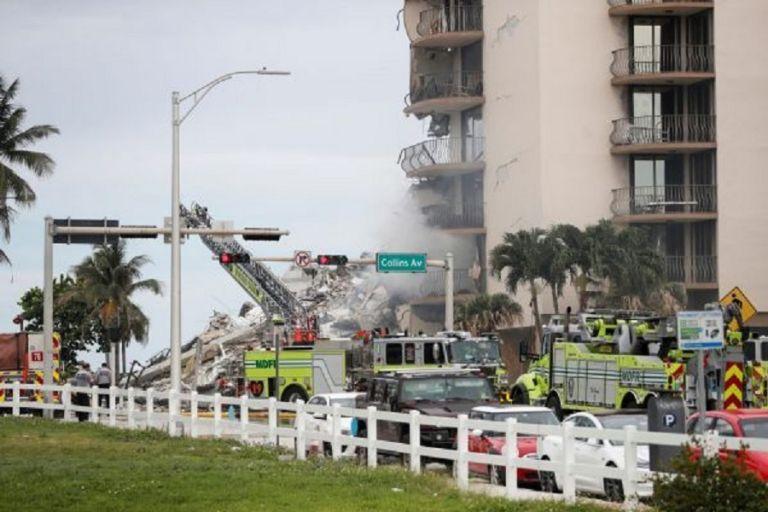 Μαϊάμι: Στους 64 νεκρούς ο απολογισμός της κατάρρευσης του κτιρίου   tovima.gr
