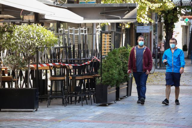 Restaurant owners' group in Greece up in arms over stricter measures, heftier fines for pandemic violations   tovima.gr