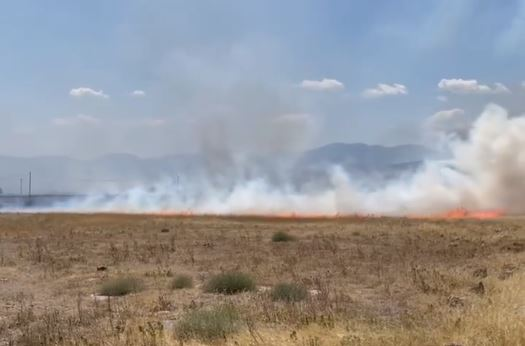Φωτιά στον Ασπρόπυργο κοντά στην Αττική Οδό   tovima.gr