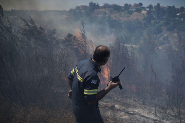 Συναγερμός στην Πυροσβεστική: Φωτιά στον Ασπρόπυργο   tovima.gr
